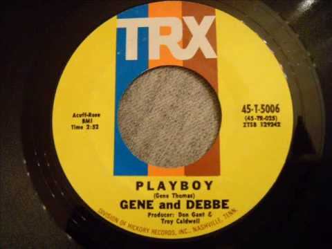 Gene and Debbie - Playboy - Nice Late 60's Pop Ballad