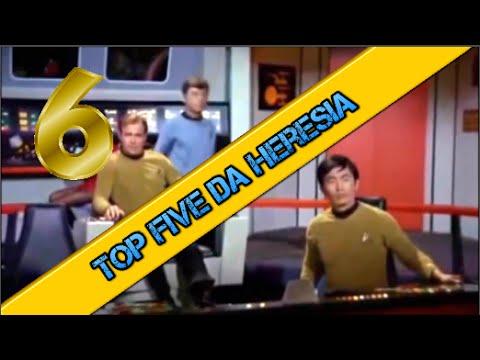 Top Five da Heresia 6