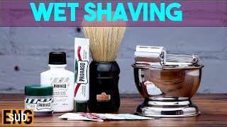 87. Бритьё. Какой взять станок, какой помазок, какое мыло. Набор для бритья. #homelike, #бритьё
