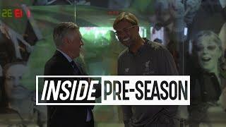 Inside Pre-Season: Liverpool 5-0 Napoli | Behind-the-scenes from Dublin win