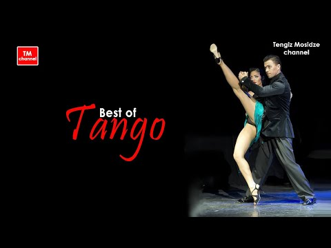 "Tango ""Recuerdo"". Dmitry Vasin And Esmer Omerova. Аргентинское танго. Дмитрий Васин и Эсмер Омерова."