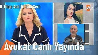 Aleyna Çakır'ın ailesinin avukatı canlı yayında! - @Müge Anlı ile Tatlı Sert 5 Şubat 2021
