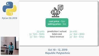 When Uncertainty Matters: Stochastic Programming for Inventory Model with Python - PyCon SG 2019