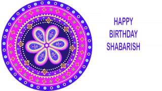 Shabarish   Indian Designs - Happy Birthday