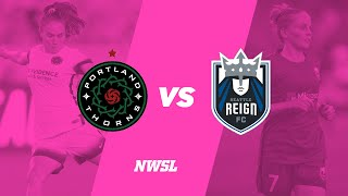 Portland Thorns vs Seattle Reign FC full match