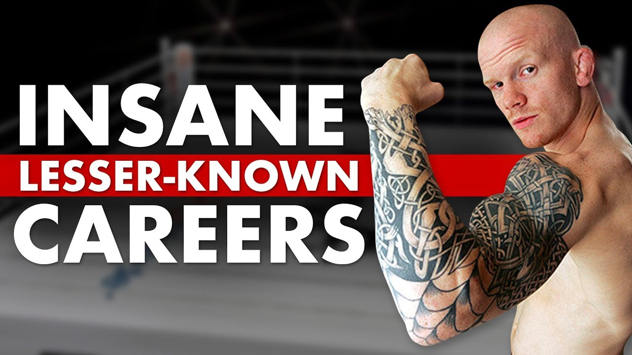 10 Insane MMA Careers Few Know About