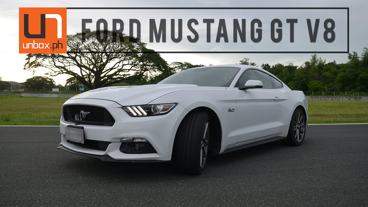 Ford mustang 5 0l v8 gt premium review power overwhelming