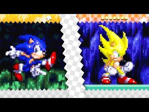 Sonic Hacks ✪ Cooler Sonic 3 & Knuckles