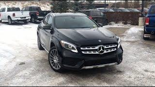 2018 Mercedes-Benz GLA 250 | 4Matic | Edmonton Alberta | 174W7526A | Crosstown Auto Centre Video
