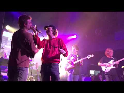 Mac Demarco COVER of The Weight - The Band (LIVE SECRET SHOW CONCERT)  [HD 1080]
