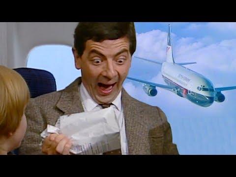 Let's Fly Mr Bean! (FAIL)   Funny Clips   Mr Bean Comedy