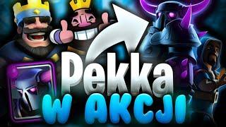 P.E.K.K.A W AKCJI! CLASH ROYALE POLSKA