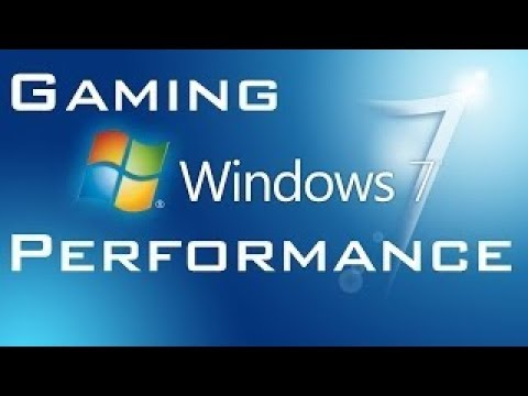 Optimize Windows 7 For Best Gaming Performance 2017 Updated Youtube