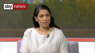 BREAKING: Home Secretary hints at further lockdown measures
