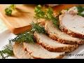 Вкуснейшая буженина в мультиварке/Delicious pork in a slow cooker