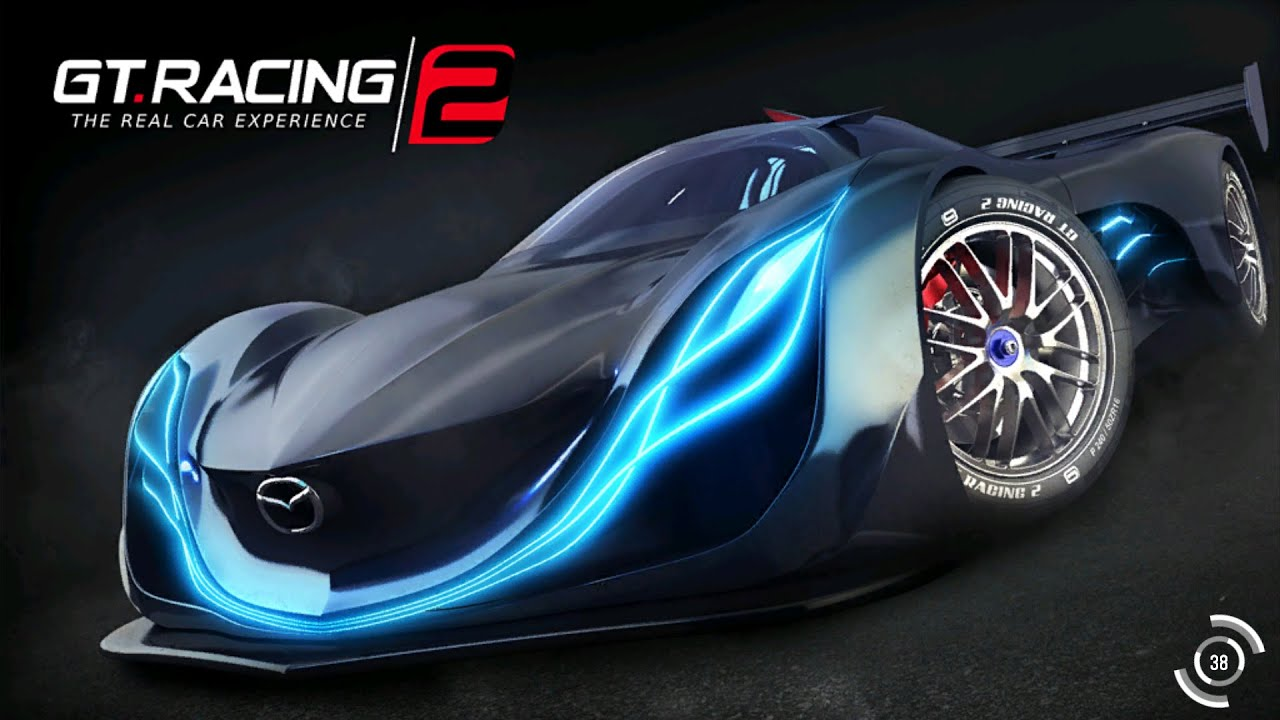 GT Racing 2 Gameloft Mazda Furai