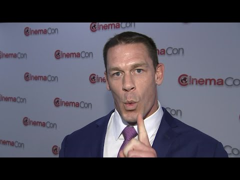 Cena 'honored' to star in 'Transformers' spin-off