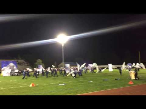 2017 Shikellamy Marching Braves at first competition, Blue Mountain TOB