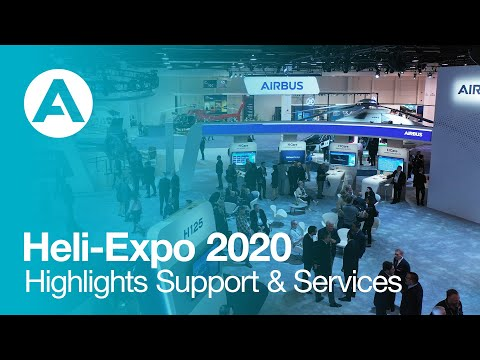 Heli-Expo 2020 - Support & Services with Christoph Zammert