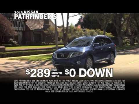 Amazing Harte Nissan Sign U0026 Drive   Pathfinder