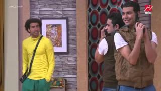 مصطفى خاطر و محمد أنور في مسلسل صائدوا الفئران في رمضان