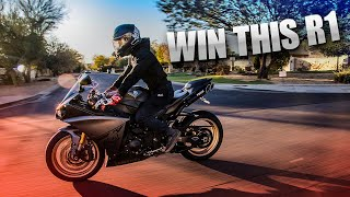 Ride Clutch Promo Video | Fantasy Motorcycle Giveaway 7