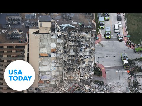 Officials provide an update on the collapsed condo in Surfside, Florida (LIVE) | USA TODAY