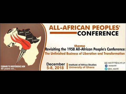 All-African Peoples' Conference 2018 - Opening Ceremony