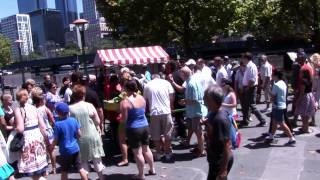 Queen Vic Market Takes To The Streets Of Melbourne!