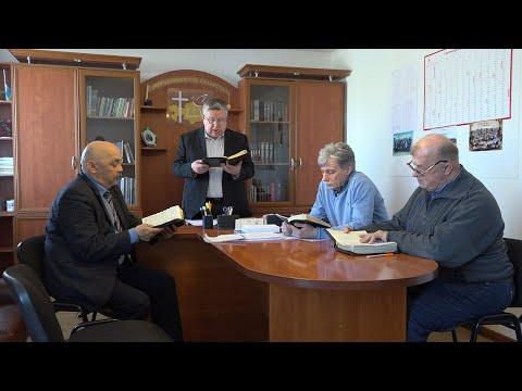 Служение 01 апреля 2020 года. Разбор слова. Церковь ЕХБ Преображение