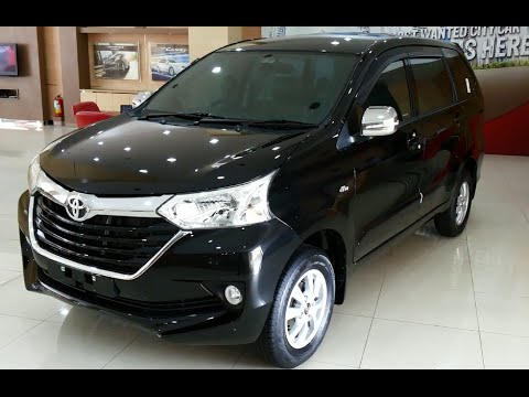 Grand New Toyota Avanza 2015 Spesifikasi Facelift Review Exterior And Interior