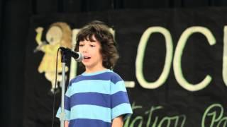 2nd Grade Elocution - Poem - Plantation Park Elementary