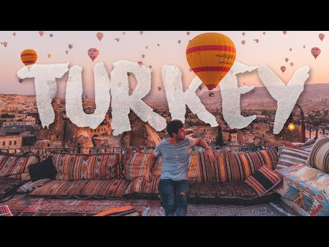HOW TO TRAVEL TURKEY (2 Week Guide)