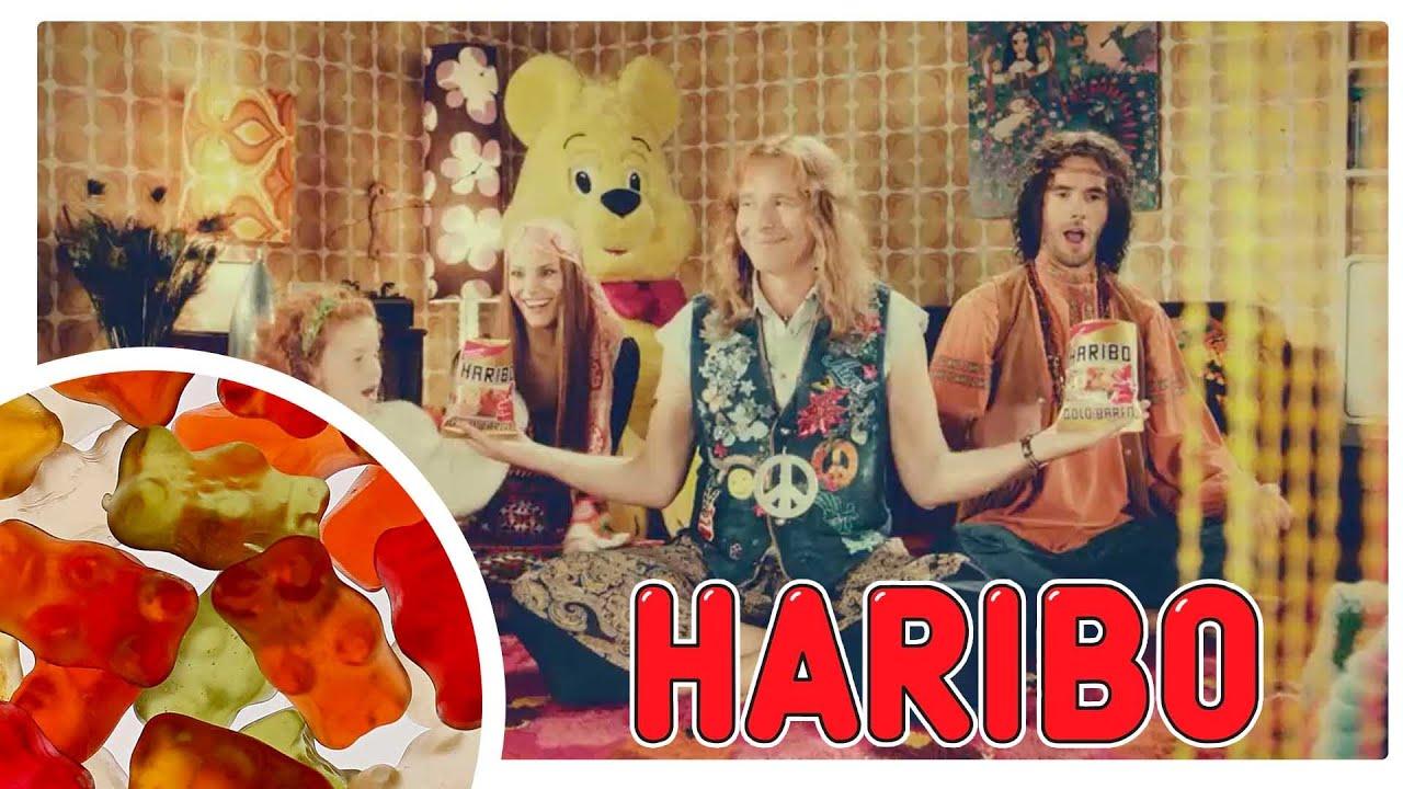 HARIBO Werbung: 90 Jahre GOLDBÄREN - YouTube