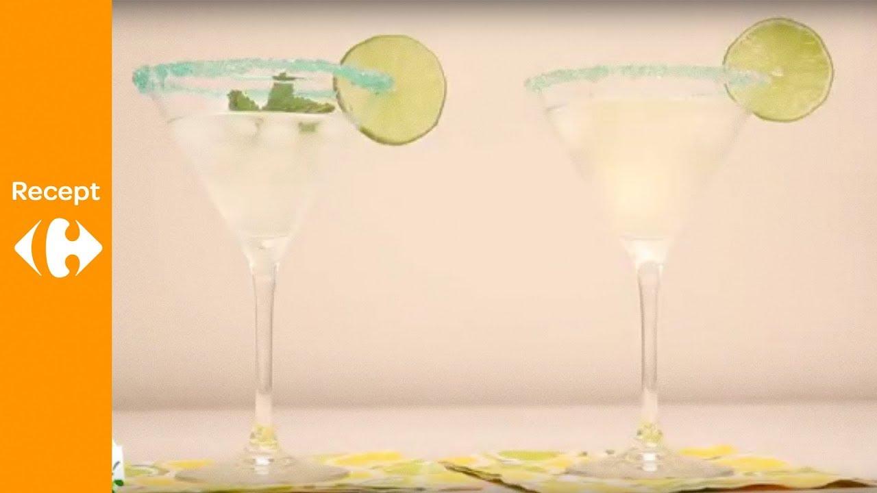citroenwater recept