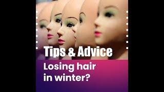 Experiencing hair loss in winter? Avoid hot showers | SAMAA ORIGINALS | 05 December 2019