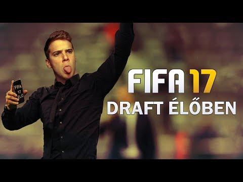 FIFA 17 - DRAFT LIVE! ⚽️🎮