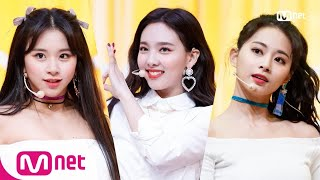 Gambar cover [TWICE - YES or YES] Comeback Stage | M COUNTDOWN 181108 EP.595