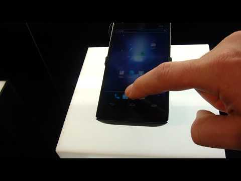 Panasonic Eluga Power - hands on walkthrough