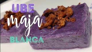 Ube Maja Blanca  Maja de Ube Recipe