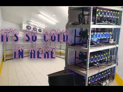 The Ultimate Crypto Mining Rig Cooling Solution (No Matter How Big)