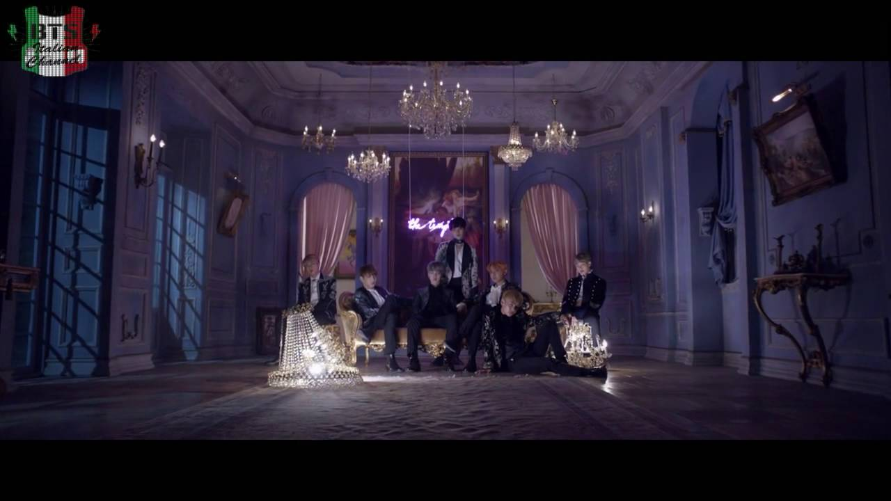 Sub Ita 방탄소년단 Bts 피 땀 눈물 Blood Sweat Tears Mv