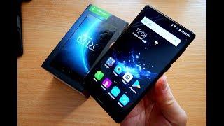 leagoo KIICAA MIX Unboxing - Cheapest Bezel Less Phone from China