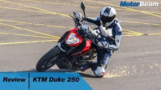 KTM Duke 250 Review - Detailed Test Ride | MotorBeam