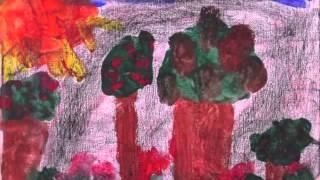 """""""Ο τόπος μου""""! Οταν οι μικροί μαθητές γίνονται ...  μεγάλοι ζωγράφοι!"""