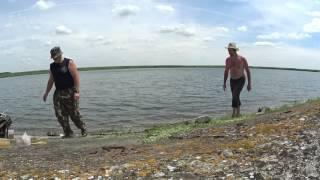 Рибалка // Ловимо підлящика // Життя в селі