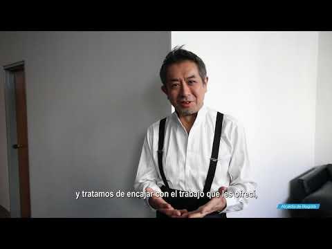 Kimbo Ishii, Director, Taiwan - 18-19 Oct. 2019 | Orquesta Filarmónica de Bogotá