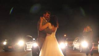 Couple Shares First Dance on US-35