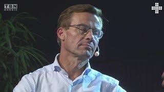 Vårgårda möte med Ulf Kristersson (M)