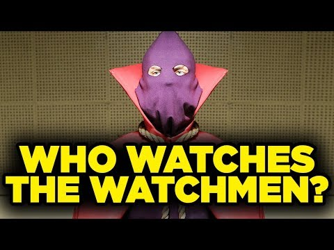 Why Nobody Is Watching The Watchmen